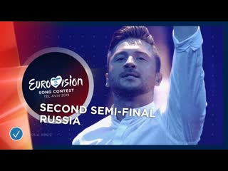 Премьера! Сергей Лазарев - Scream (Евровидение второй полуфинал 2019)