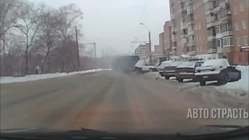 Подборка аварий и ДТП 18 03 19
