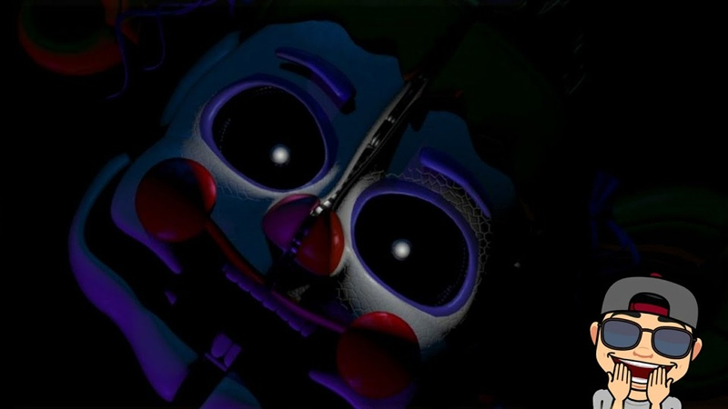 CIRCUS BABYS DINER   ALL THE NIGHTS EXTRAS   TODAS LAS NOCHES EXTRAS   FNAF SL FANGAME 2019  