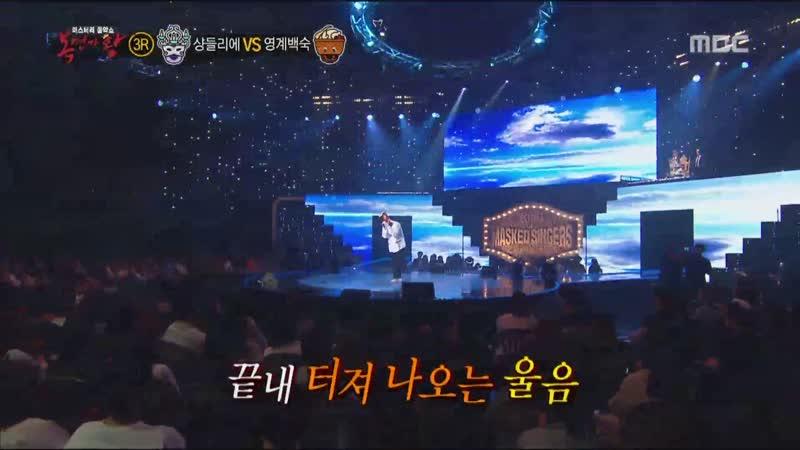MBC 일밤 [복면가왕마이 리틀 텔레비전 V2] (일) 2019-06-16 오후5시 (MBC 뉴스데스크)