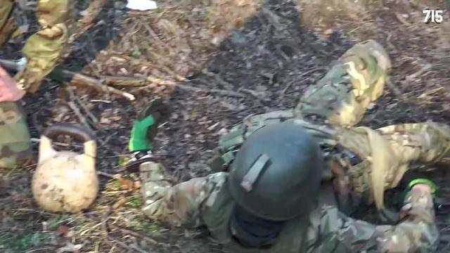 Секретные методы подготовки спецназа