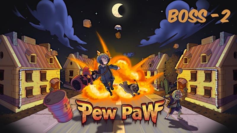 Pew Paw БОСС-2   Игры на телефон