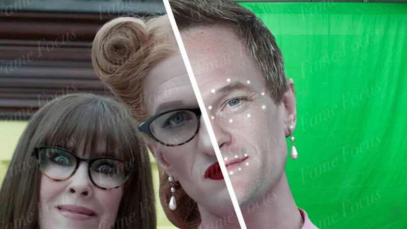 Amazing Before After Hollywood VFX: A Series of Unfortunate Events
