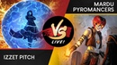 VS Live Izzet Pitch VS Mardu Pyromancers Modern Match 2