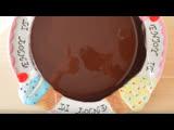 Зеркальная глазурь из какао Больше рецептов в группе Десертомания