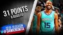 Kemba Walker Full Highlights 2019.03.21 Hornets vs TWolves - 31 Pts, 6 Asts! | FreeDawkins