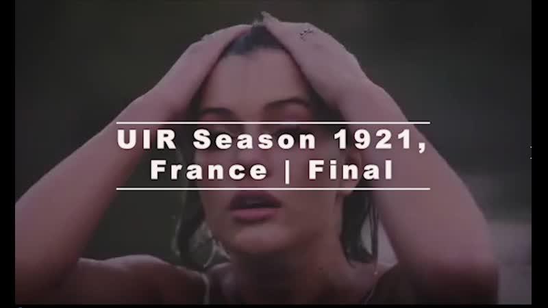 Final recap   UIR 1921, France