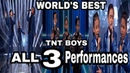 TNT Boys All Performances on The Worlds Best Audition - Battle Round - Championship Round