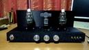 Ламповый однотактный стерео усилитель на Г 807