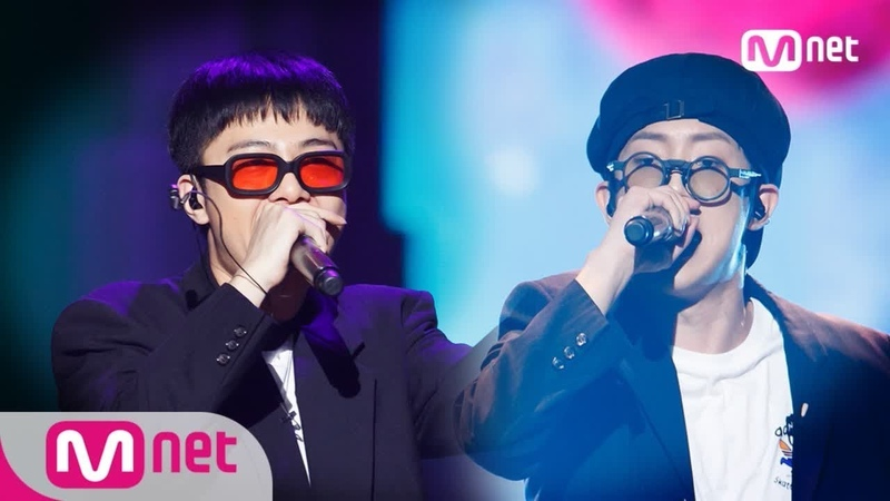[ENG sub] Show Me The Money777 [7회] 오르내림 - ′브레이킹배드′ (Feat. 기리보이) @1차 공연 181019 EP.7