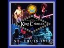 King Crimson Improv St Louis 1973