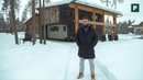 Компактный и динамичный дом из дерева и камня родом из Эстонии FORUMHOUSE