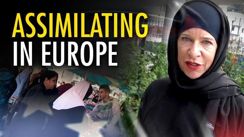 Katie Hopkins I wore a burqa in Molenbeek, and...