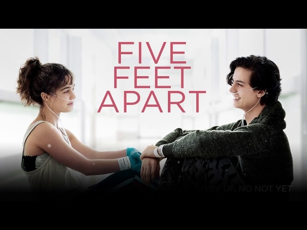 Andy Grammer - Don't Give Up On Me [Official Lyric Video] from the film Five Feet Apart