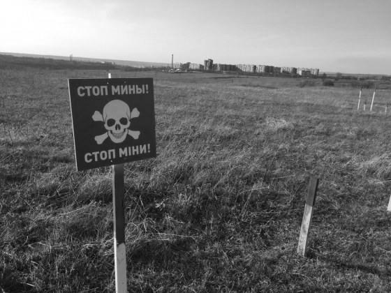 Для посёлка в серой зоне ВСУ собрало 3000 мин