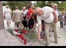 95 лет Району. Возложение цветов к памятнику.