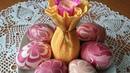 Необычные пасхальные яйца.Как красиво покрасить яйца на Пасху лаком для ногтей.