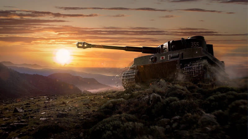 Ночные бои с кланом BROVI Stream World of Tanks