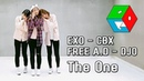 THE ONE (더원) - EXO-CBX (첸백시) K-POP Dance Cover by. Free A.D - DJO (3명)