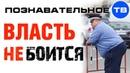 Почему власть не боится улицы Познавательное ТВ Артём Войтенков