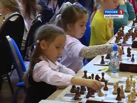 Первенство России по шахматам среди детей до 9 лет ,2017 год