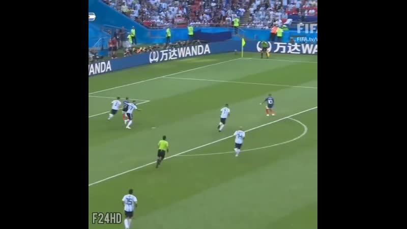 ЧМ Франция Аргентина
