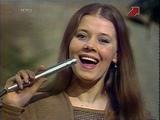 Людмила Сенчина - Полевые цветы (Притяжение Земли - 1983) улучшено в видеоредакторе 720p