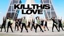 BLACKPINK - 'Kill This Love' DANCE VIDEO (Boys Version) [KPOP IN PUBLIC - SPAIN]