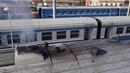 Одновременное отправление трёх поездов!