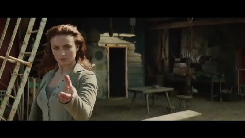 XMen Dark Phoenix Movie clip 1