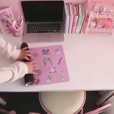 Кавайный коврик для мыши в стиле Сейлор Мун Sailor Moon