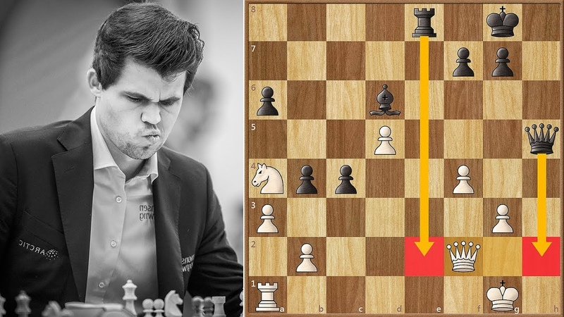 Minister of Attack | Karjakin vs Carlsen || Gashimov Memorial (2019)