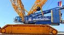 **1200 t Heavy Weight** TEREX DEMAG CC 6800 Baustelle Albvorlandtunnel Kirchheim Teck 2017