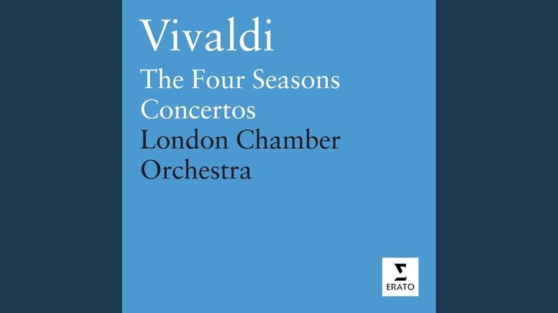 Violin Concerto in F Minor, RV 297 Linverno (No. 4 from Il cimento dellarmonia e...