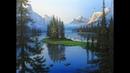 Jasper National Park Canada Художник Юшкевич Виктор Н