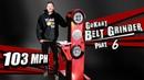 Making Belt Grinder from Go kart parts, Fireball Tool part 6