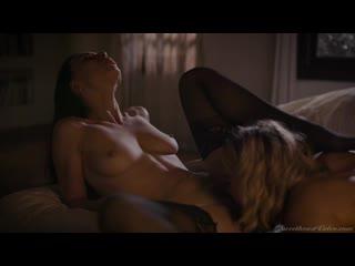 Carter Cruise and Aidra Fox - Breaking Point [Lesbian]