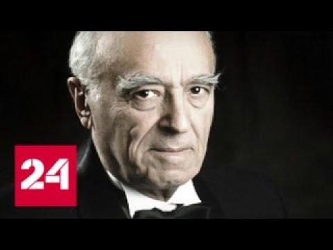 Этуш был аристократом актерского цеха и никогда не фальшивил Россия 24