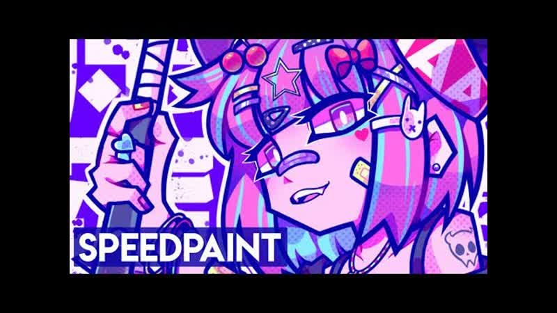 Speedpaint DR0WN IN COLOR