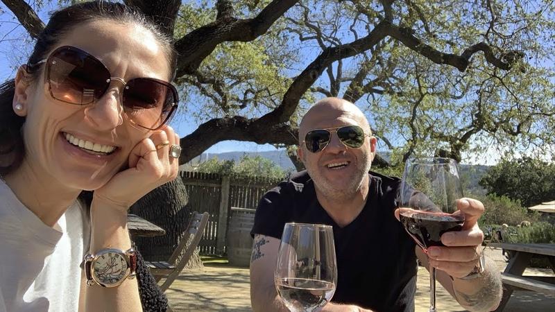 Не Хочу Стареть Sunstone Vineyards Winery Эпизод 23 Семейный Влог Эгине Heghineh