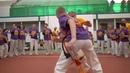 Cinza Laranja troca de cordas em Belgorod 2019 AXE Capoeira