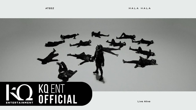 ATEEZ(에이티즈) - 'HALA HALA (Hearts Awakened, Live Alive)' Performance Video