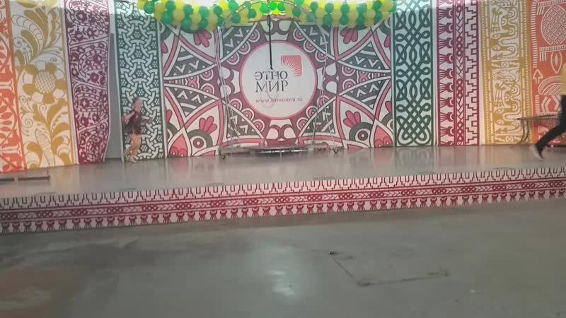 Театр танца Щелкунчик Даша