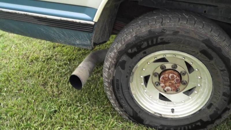 1994 Chevrolet Suburban 2500 6.5 Turbo diesel for sale
