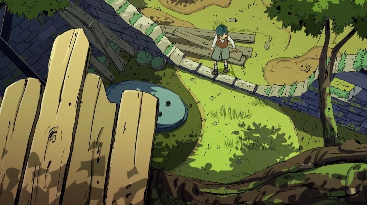 Долгие,долгие каникулы 1 сезон с субтитрами и озвучкой  смотреть бесплатно на сайте rusubcartoons.ru