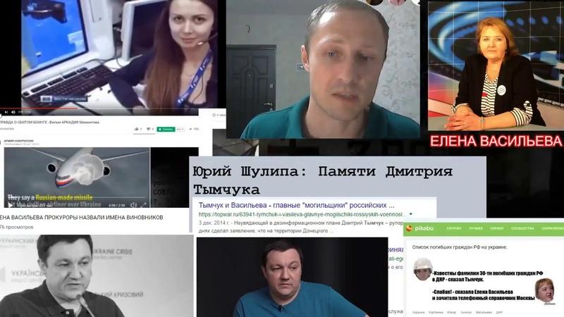 Юрий Шулипа: Доклад по следственной группы Боингу в интересах Путина и его ОПГ