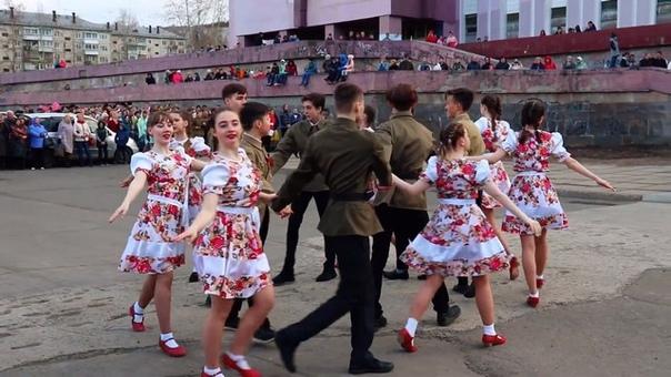 Усть-Илимск танцует вальс 2019