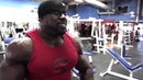 Kali Muscle Monster Bicep Workout Бешеная тренировка бицепса от Кали Масл RUS
