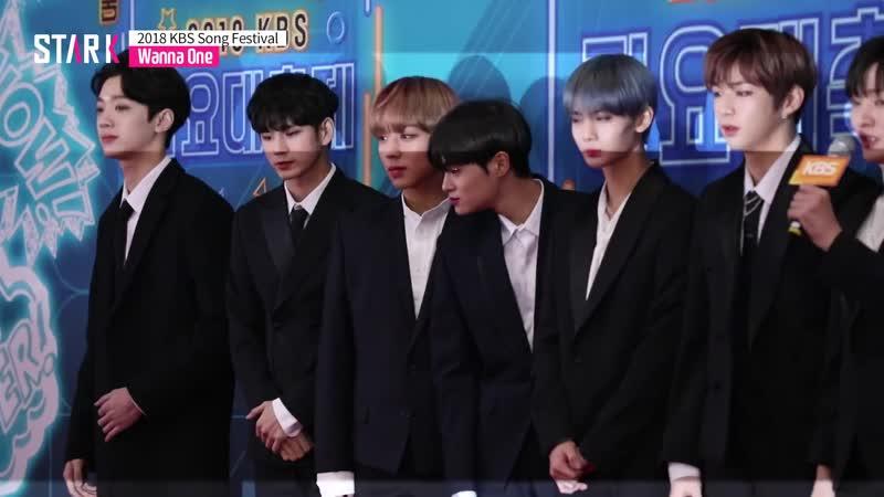 워너원, 언제나 수트원은 정답 (Wanna One, 2018 KBS Song Festival)