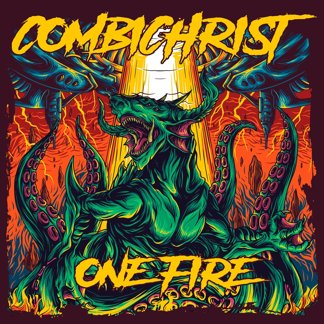 Combichrist - One Fire (Limited Fan Box Edition)